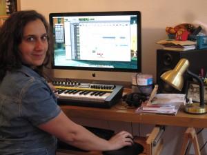 Sound Designer Berlin home studio